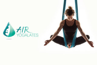 Air yoga yogalates