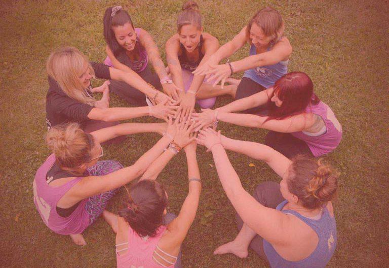 Communauté yoga namaste