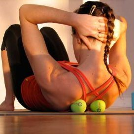 yoga balles